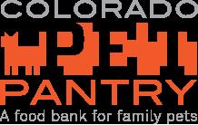 Colorado Pet Pantry logo