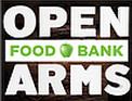 Open Arms Food Bank logo